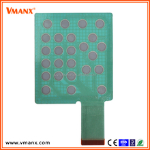 Good Pricing and Quality Capacitive Touch Switch with Metal domes or Leds