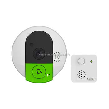 Vstarcam Smart Home Wireless WiFi Remote Video Door Phone Intercom Doorbell Camera HD