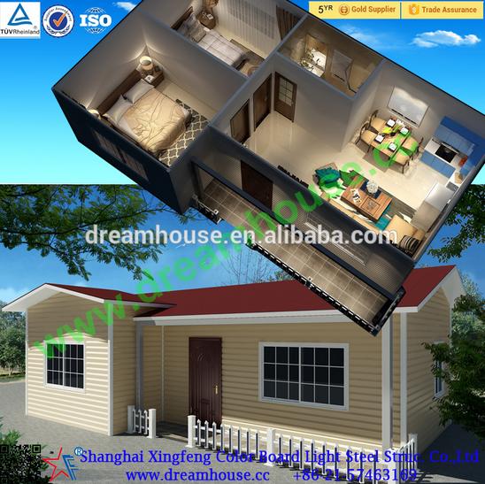 prefabrique maison villa moderne chalet kit chine prefab zomer huis ontwerpen in kenia prefab. Black Bedroom Furniture Sets. Home Design Ideas
