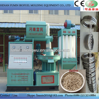 High efficiency Briquet making machine with ISO9001