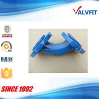China BSEN12842 ductile iron fittings Loosing Flanged Fittings
