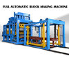 QT12-15 hollow block machine for sale hydraulic pressure