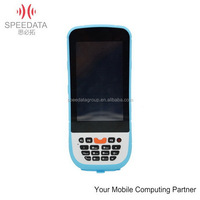 Bluetooth/GPS industrial android pda with rfid/nfc reader