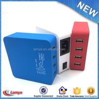 Quick Charge 4 USB port Wall Charger For Mobile phone