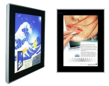 EdgeLight outdoor slim light box aluminum frame led illumintaed advertising <strong>signs</strong>