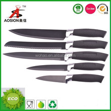 china utensils stainless steel meat knife for hotel