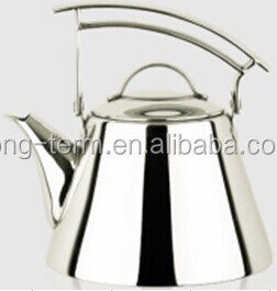 LTK117R Chinese factory new flat bottom kettle