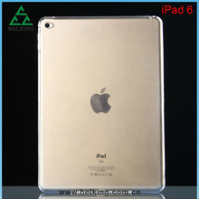 Transparent TPU Clear Matte Case For iPad 6/ For iPad Air 2 Ultrathin Soft Case