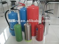 fire extinguisher gas cylinder