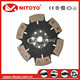 NITOYO USED FOR MAZDA 626T RX7 2.0L 48614CB6 RACING CLUTCH DISC ASSEMBLY