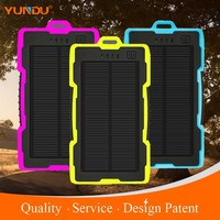Portable Mobile Phone Foldable Usb Waterproof 13000Mah Solar Charger,Mini Private For Iphone Cell Phone Solar Charger Power Bank