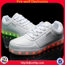 China Import Items Decor For Party Event Flashing Led Moroccan Shoes