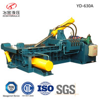 best selling hydraulic metal baler (quality guarantee)