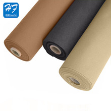 Professional Manufacture Cheap Customized Natural And Synthetic Needle Punched Nonwoven Fabrics Felts