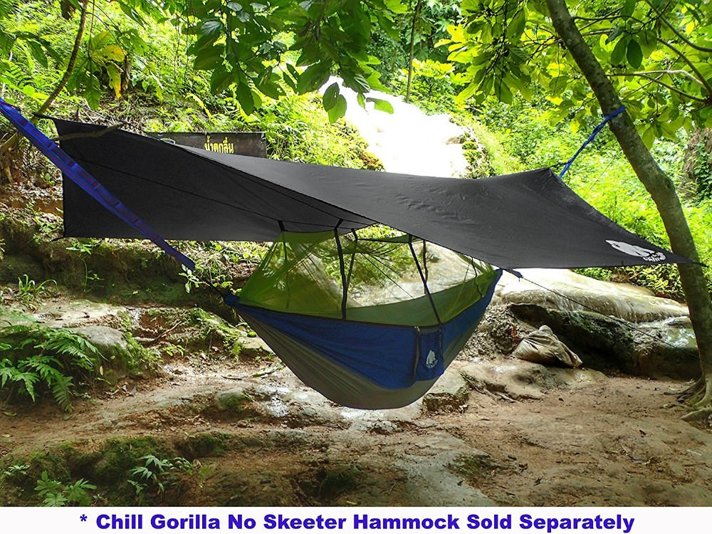 High-end Double Factory Made Hammock Tarp