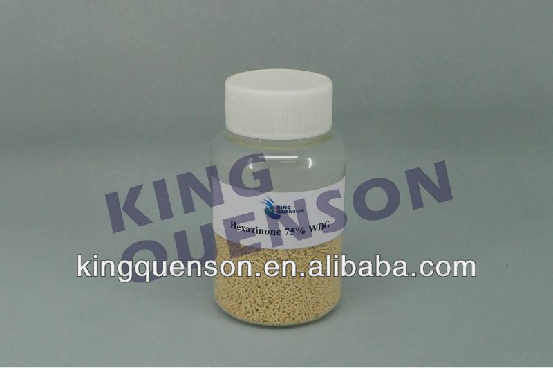 chenical used in agriculture of hexazinone 75% wdg manufacturer