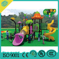Hot funny Used Amusement park equipment,Used kids outdoor playground
