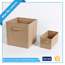 Small PP Non Woven Fabric Waterproof Portable Storage Box Spare Parts