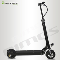 Hot e-scooter 48v 1000w electric scooter with handlebar motor 48v 1000w 36v cheap lithium chariot scooter