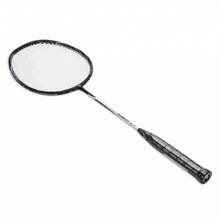 professional graphite badminton racket 30T Two-piece structure