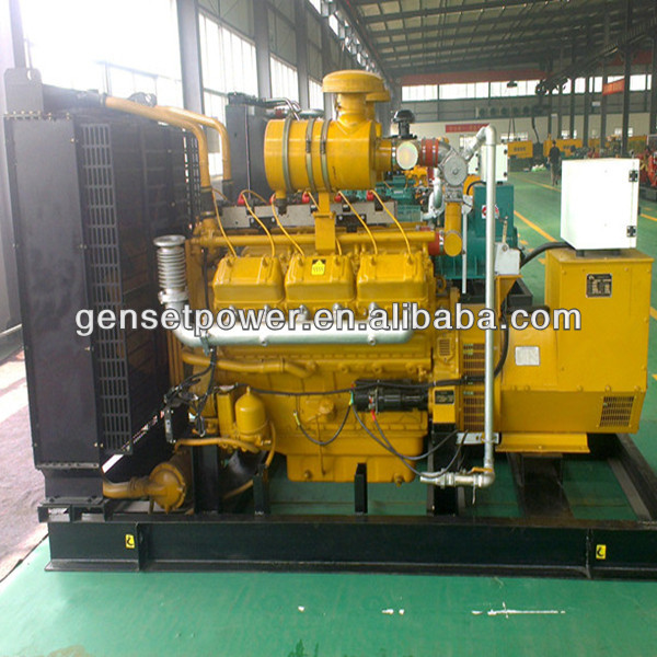 100kw to 500kw Wood Gas Power Plant
