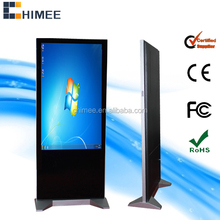 55 Inch All In One Cable Touch Screen LCD Computer Monitor