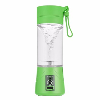 factory sales promotion portable juicer blender USB rechargeable with high quality juicer mixer blender household fruit juicer