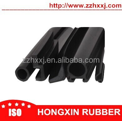 Extrusion Rubber Silicone Sealing Strip