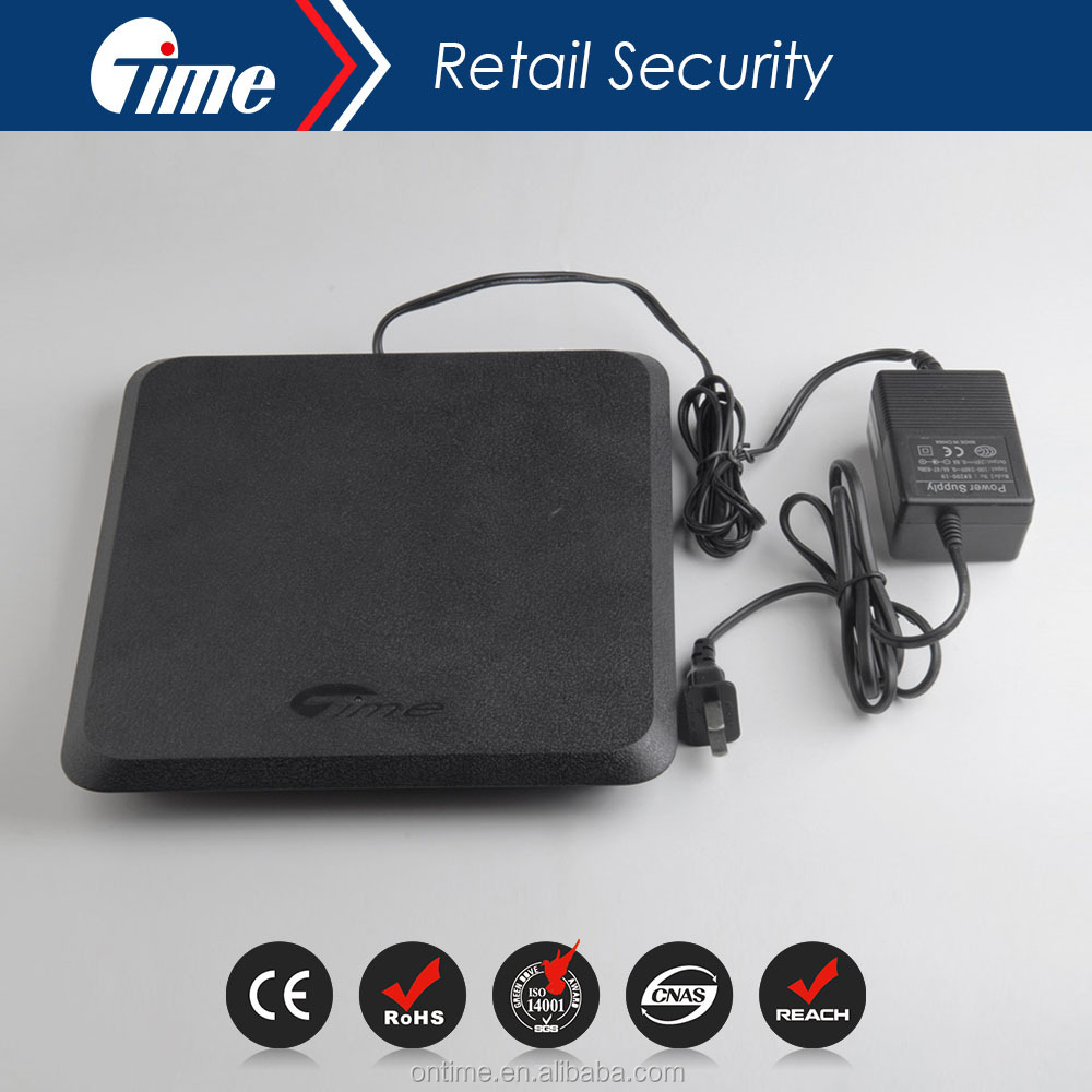 EAS RF Label Integrated Deactivator,8.2MHz Security Tag Demagnetizer ONTIME OS0022