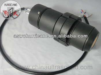 Ultrasonic Fluid Level Sensor with 4-20mA Output