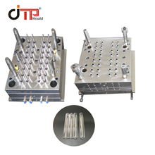 Direct Factory 2018 high precision good quality low price customized plastic 32 cavities <strong>12</strong>&amp;100 test tub injection mould