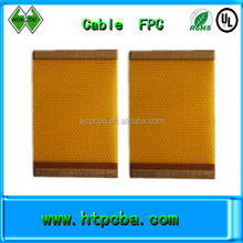 Flexible flat cable OEM FPC factory,flex pcb pitch connector,FPC maker good price in Shenzhen China
