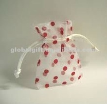 indian organza bags wholesale in CHina