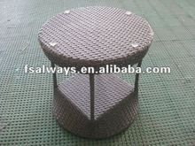 new rattan table outdoor furniture AWS00137