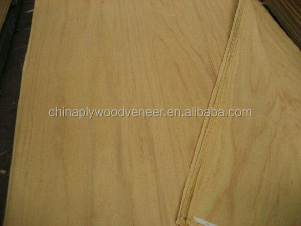 China new Mersawa natural 1220*2440 face veneer ebony/black walnut/teak/wengue