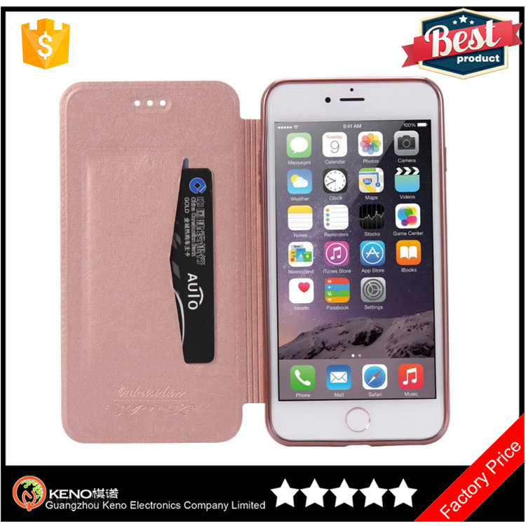 Online shop china Combo cases TPU leather flip cover case For iPhone 7