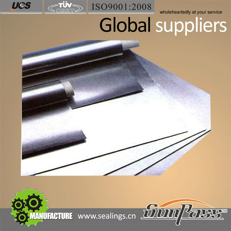 Hot Sale Reinforced Graphite Roll Expanded Graphite Sheet