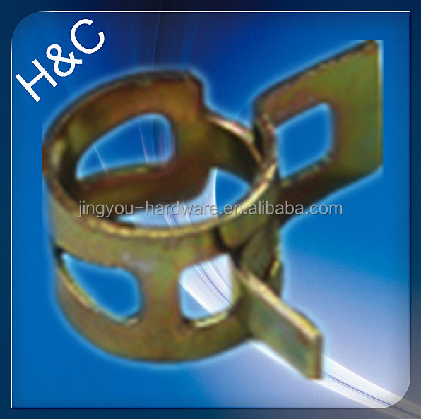 hinged hose clamps