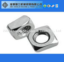 Square Nut/Aluminum Weld Nut/Motorcycle Spare Part