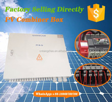 Professional China Manufacturers Solar Energy System PV Array Combiner Box