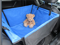 008# YiWu Winipet China supplier pet product leather car seat cover