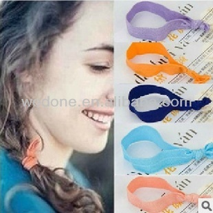 Wholesale Elastic Knotted Hair Ties