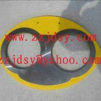 Mitsubishi Concrete Pump Parts Tungsten Carbide