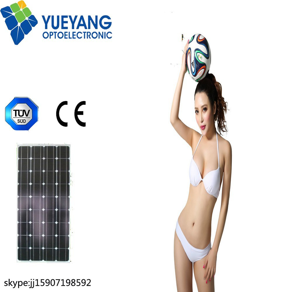 Best Price Per Watt monocrystalline silicon Solar Panel 12V 5W 30W 40W 60W 100W