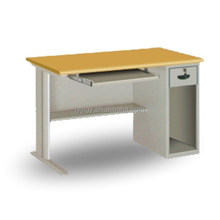 Modern Home computer desk Decorative Metal Furniture T type Legs