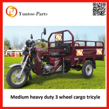 hot sale heavy duty three wheel cargo tricyle 3 wheel motorcycle on sale