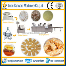 Good Quality Cereal Candy Bar Forming Machine
