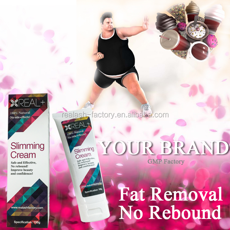 Best selling High quality Beauty Body slimming cream Chili and Ginger Weight Loss Cream 7 Days see