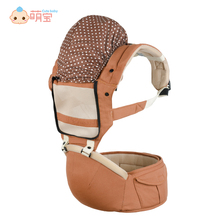 Hot sale soft and paddy wrap baby carrier