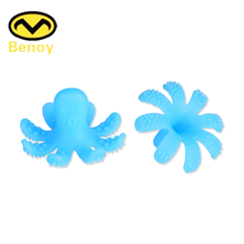 Hot Sale Rubber Baby Chew Toys, Silicone Baby Teething Teether Wholesale